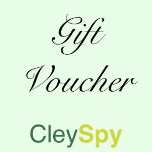 Cley Spy Gift Voucher