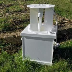 Compact 20W Heath Trap White Version