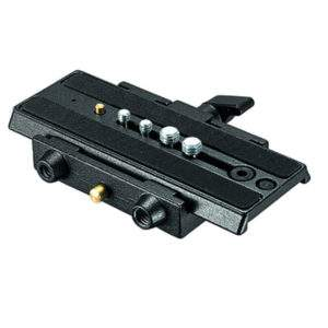Manfrotto 357PL Rapid Connect Adapter with Sliding Plate
